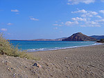 Kouremenos Beach, just 30m far from Akti Villas